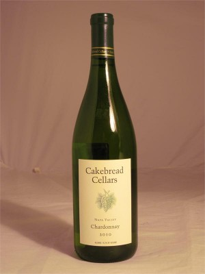 Cakebread Chardonnay Napa Valley 2015  14.1% ABV 750ml