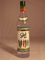 Stolichnaya Stoli Hot Jalapeno Flavored Vodka 37.5% ABV  750ml