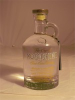 Moonshine 100%  Clear Corn Whiskey Virginia 40% ABV 750ml