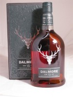 Dalmore 15 Year Single Malt Scotch Whisky  40% ABV 750ml