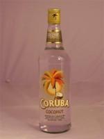 Coruba Coconut  Rum Jamaica  21% ABV 750ml