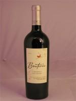 Bonterra Cabernet Sauvignon  Organic Mendocino-Lake County  2010 13.5% ABV 750ml