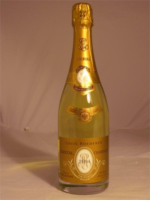 Louis Roederer Cristal 2007 12% ABV  750ml