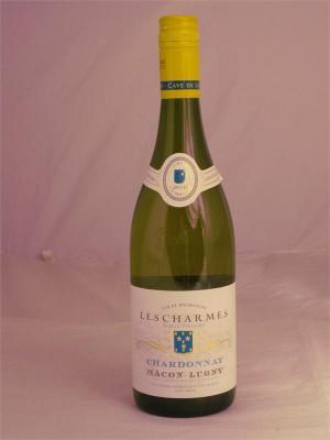 Les Charmes Chardonnay Macon Lugny 2012 13% ABV 750ml