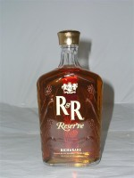 R & R Reserve Canadian Whisky 40% ABV  750ml