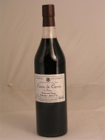 Edmond Briottet Creame de Cassis Dijon France 20% ABV  750ml