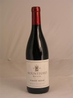 Mountford Estate Pinot Noir Waipara 2008 14% ABV 750ml
