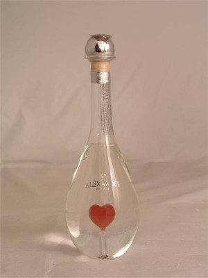 Alexander Grappa Heart Italy 40% ABV  375ml
