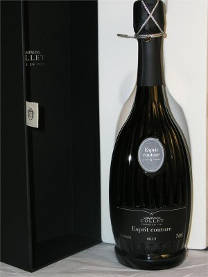 Collet Esprit Couture Brut Champagne NV 12.5% ABV  750ml
