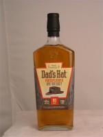 Dad's Hat Pennsylvania Rye Whiskey 45% ABV  750ml