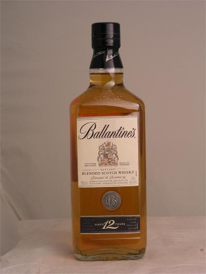 Ballantine's 12yr Special Reserve Blend 40% ABV  750ml