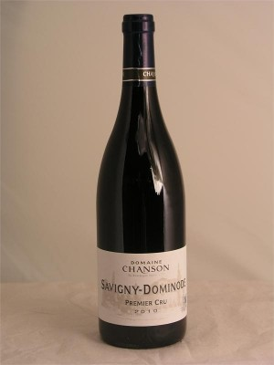Domaine Chanson Savigny Dominode Premier Cru 2010 13.5%  ABV  750ml