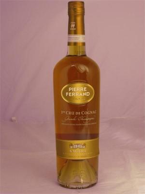Pierre Ferrand 1er Cru de Cognac Grande Champagne Amber 40% ABV 750ml