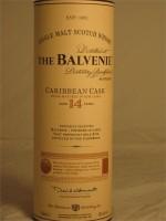Balvenie 14 Year Caribbean Cask Single Malt Scotch Whisky 43% ABV 750ml