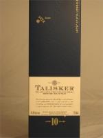 Talisker 10 Year Isle of Skye Single Malt Scotch Whisky 45.8% ABV 750ml