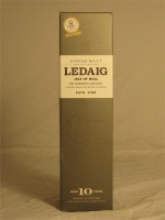 Ledaig  10 Year Isle of Mull Single Malt Scotch Whisky 43% ABV 750ml