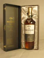 Macallan  21yr Highland Single Malt  Fine Oak Triple Cask Matured  750ml