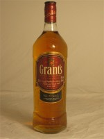 Grant's Blended Scotch Whisky 40% ABV 750ml