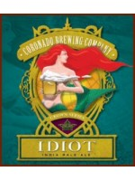 Coronado Brewing Co. Idiot IPA 22oz