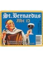 St Bernardus Abt 12 Abbey Ale 330ml 4pk