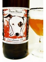 Jolly Pumpkin Artisan Ales Bam Biere Farmhouse Ale   750 ml