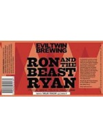 Evil Twin Brewing Ron & the Beast Ryan 22oz