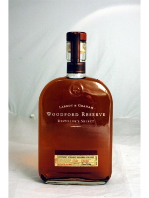 Woodford Reserve Kentucky Straight Bourbon Whiskey 45.2% ABV 750ml