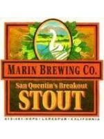 Marin Brewing Co. San Quentin's Breakout Stout 22 oz