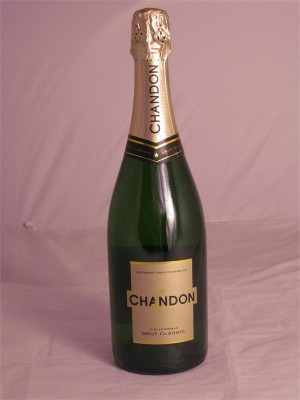 Chandon  Brut Classic Non Vintage Methode Traditionnelle  California 12% ABV 750ml