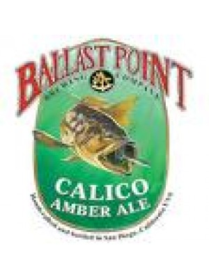 Ballast Point Brewing Co. Calico Amber Ale 22oz