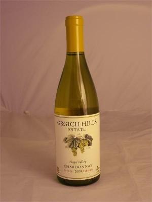 Grgich Hills Estate Napa Valley Estate  Chardonnay 2014 14.4% ABV 750ml