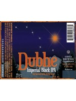 Uinta Brewing Co. Dubhe Imperial Black IPA Brewed with HEMP 4pk