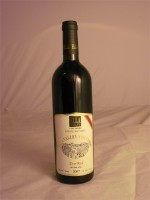 Ella Valley Ever Red Israel 14% ABV 2007 750ml