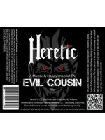 Heretic Brewing Co.  Evil Cousin Ale 22oz