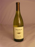 Franciscan Chardonnay  Napa Valley  2013 13.5% ABV 750ml