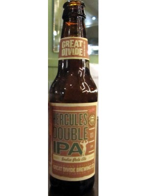 Great Divide Brewing Co. Hercules Double IPA 22 OZ
