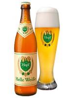 Hopf Helle Weisse Hefe Weizen wheat beer 500ml
