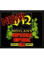Moylan's Brewing Company 22oz btl Hopsickle Imperial Triple Hoppy Ale