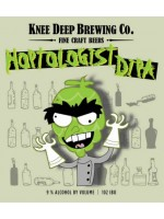 Knee Deep Brewing Co. Hoptologist DIPA 22oz