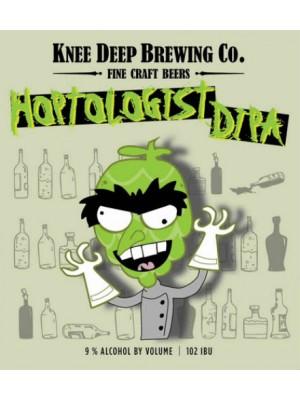 Knee Deep Brewing Co. Hoptologist DIPA 22oz