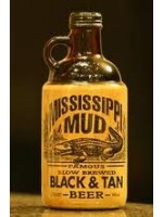 Mississippi Mud  Black &Tan Beer 32 oz