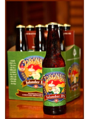 Coronado Brewing Co. Islander IPA 22oz