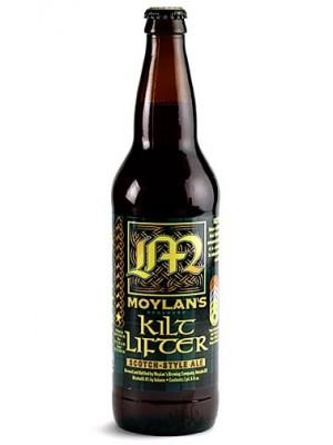 Moylan's Brewing Company Kilt Lifter Scotch Style Ale 22oz