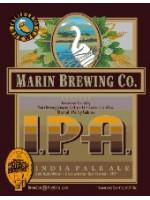 Marin Brewing Co. I.P.A 22oz