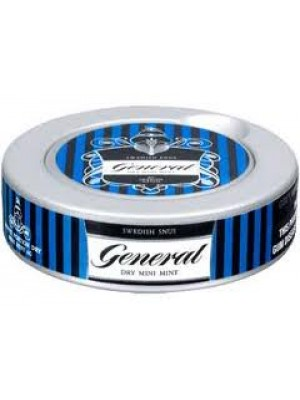 General Mini Mint Portion Snus