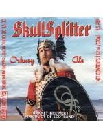 Skull Splitter Orkney Ale 330ml 4pk Orkney Brewery Scotland