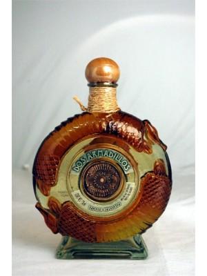 Dos Armadillos Tequila Reposado  40% ABV 750ml