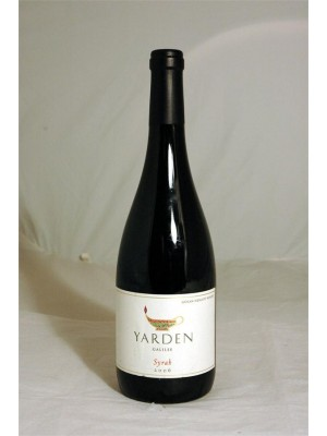 Yarden Galilee Syrah Israel 2006 15% ABV  750 ml