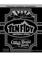 Oskar Blues Ten Fidy 12oz can