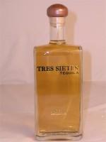 Tres Sietes Tequila Anejo 40% ABV  750ml